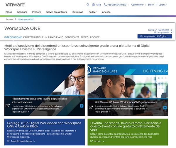 VMware WorkspaceONE