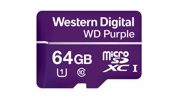 Western Digital WD Purple microSD