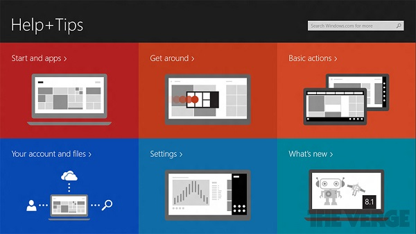 Windows 8.1 Tips