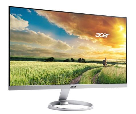 Acer H257hu Monitor Lcd Ips Wqhd Senza Cornici Hardware Upgrade