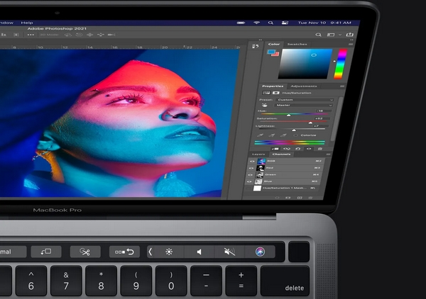 apple photoshop