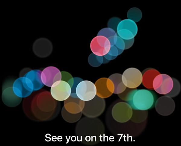 Evento Apple, 7 settembre: presentazione iPhone 7