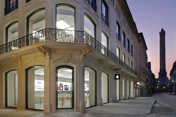 Apple Store di Bologna