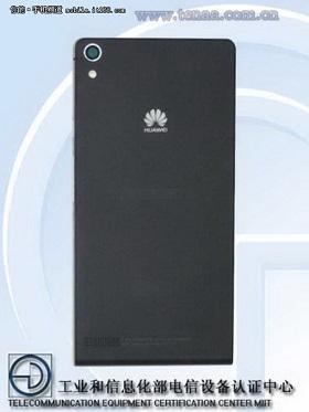 Huawei ascend p6s trapelate le prime foto e specifiche - Scelta dello smartphone ...