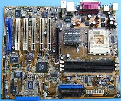 MSI KT4V motherboard ATX Socket A KT400 Series