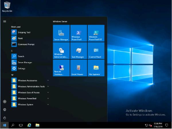 Azure Stack Vulnerabilità screenshot
