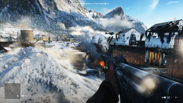 Battlefield V Closed Alpha
