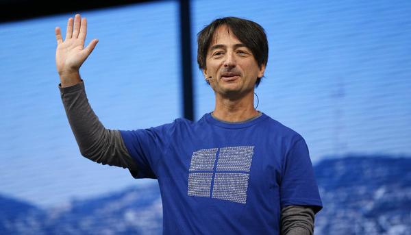 Joe Belfiore, volto simbolo di Windows Phone, torna al lavoro — Microsoft