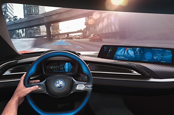 Guida autonoma: Bmw si allea con intel e Mobileye