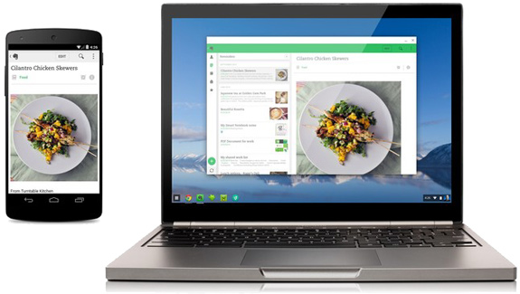 Chrome OS, prime app Android
