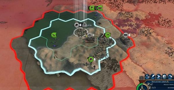 Civilization 6: Red Death