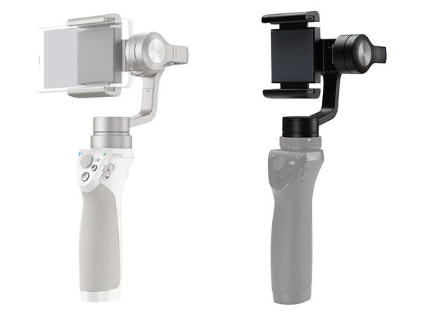 DJI Osmo Mobile Silver e Zenmuse M1