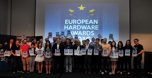 European Hardware Awards 2016