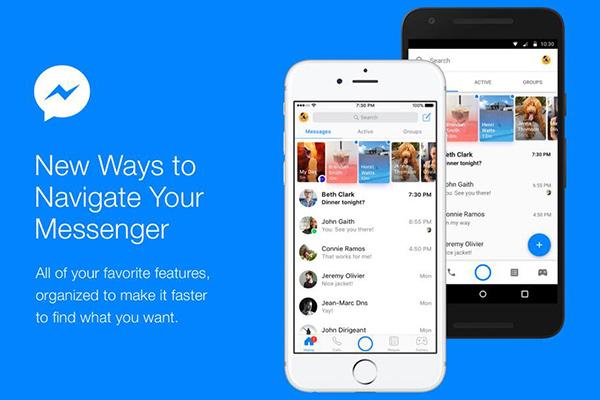 Facebook, Messenger ed Instagram si uniscono