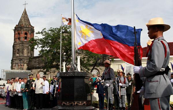 filippine flag
