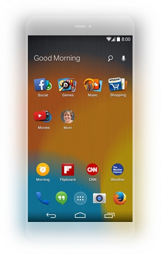 Firefox Launcher for Android
