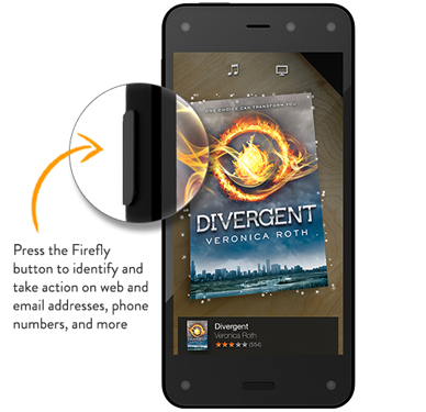 Amazon Fire Phone, Firefly