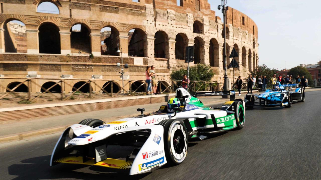 Rinviata anche la Formula E a Roma