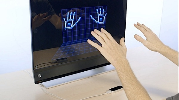 Free Form, Leap Motion