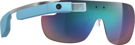 Google Glass, DVF