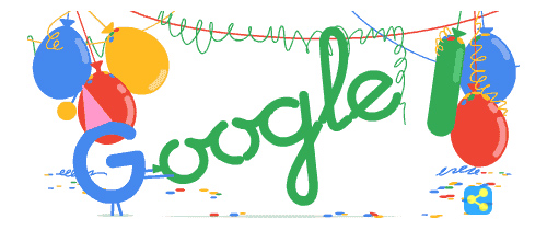 Google 18 anni