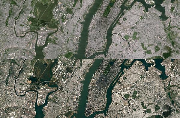 Google Landsat 8