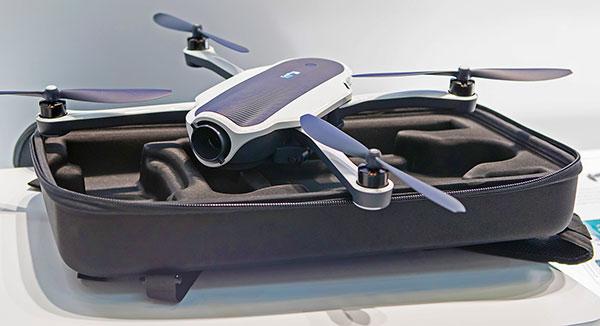 GoPro Karma: il drone ripiegabile