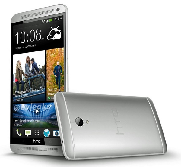HTC One Max evleaks