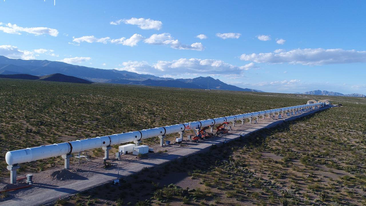 Anche hyperloop one rivela le prime tratte in europa e for Hyperloop italia