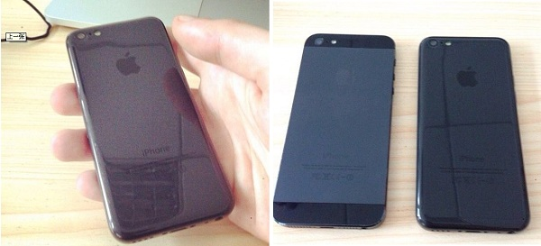 iPhone 5C nero