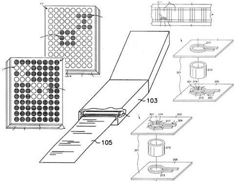 Intel brevetta un impianto per display flessibili