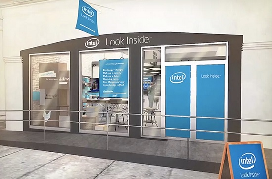 Intel Store, New York