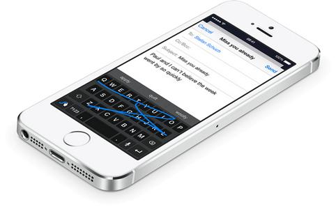 iOS 8, tastiere aggiuntive