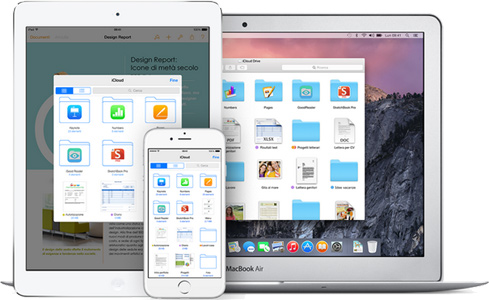 iOS 8.1.3 e Mac OS X Yosemite 10.10.2