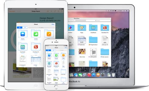 iOS 8, iCloud Drive