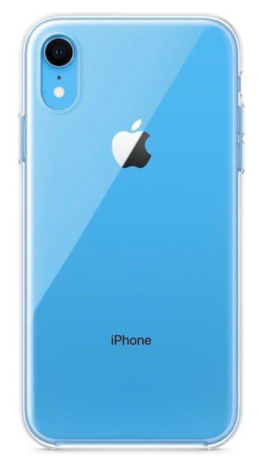 Custodia Cover Case In Silicone Per Apple iPhone XR Colori Disponibili