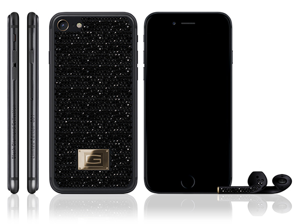 iPhone 7 Black Edition di Gresso