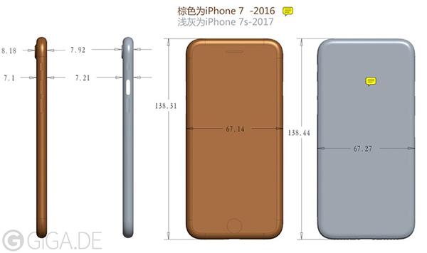 IPhone 8, la nuova colorazione rame si chiamerà Blush Gold