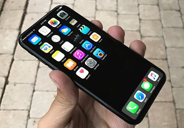 iPhone 8, concept
