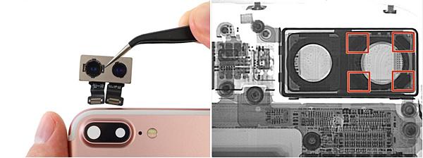 teardown iphone 7 plus