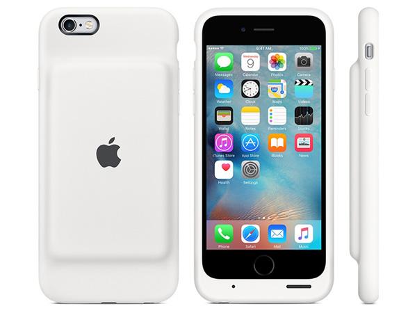 Smart Battery Case per iPhone 6 e iPhone 6S