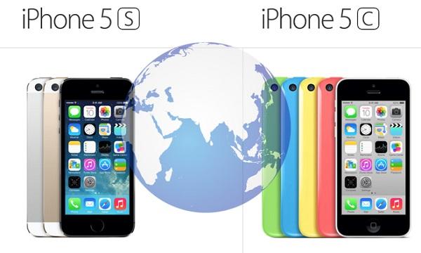 iPhone 5S e 5C data di rilascio e prezzi in Italia