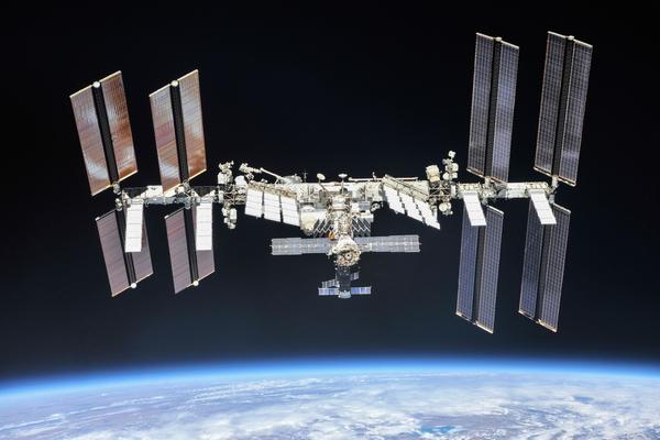iss stazione spaziale