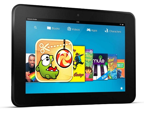 Amazon Kindle Fire HD sconto offerte