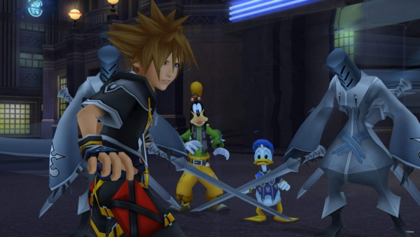 kingdom hearts hd 1.5 2.5 xbox one game pass