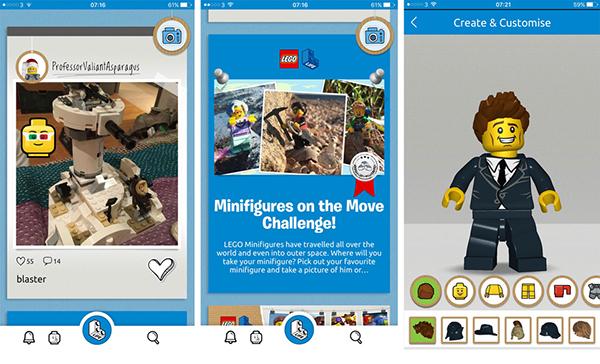 Lego lancia lego life un social network per i bambini for Generatore nomi instagram