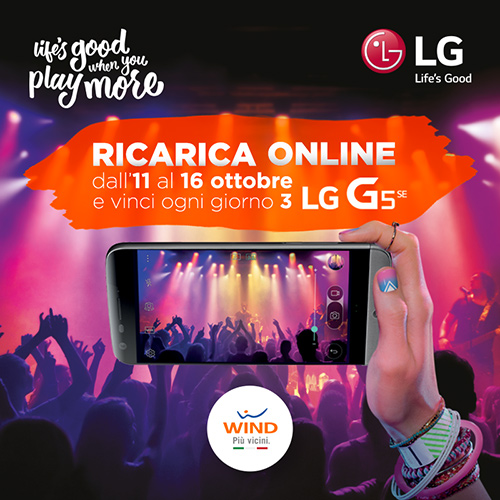 LG G5 promozione