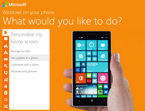 Lumia, sito guida How To, Windows Phone