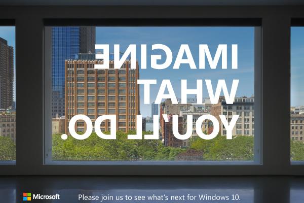 Microsoft evento del 26 ottobre