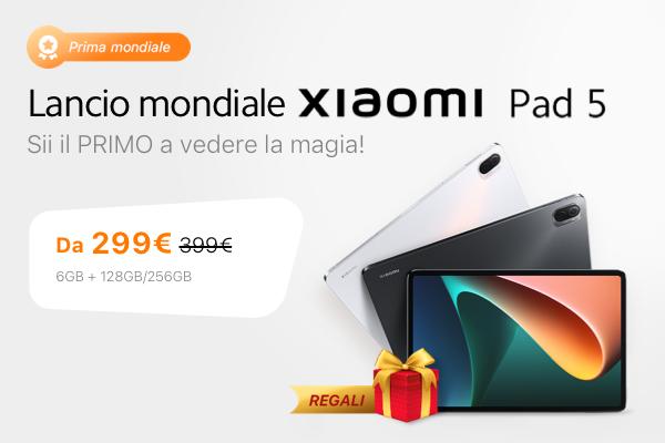Xiaomi Pad 5 offerta